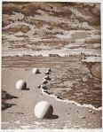 Shane Weare, The Law of Rocks, etching and aquatint